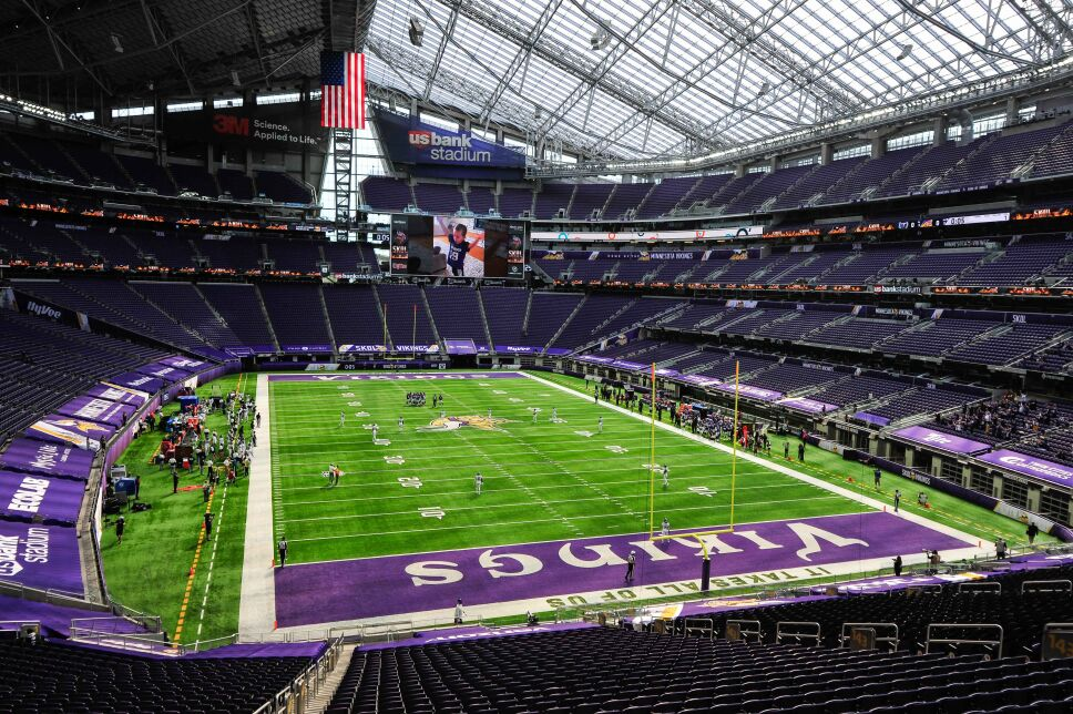 Tennessee Titans at Minnesota Vikings