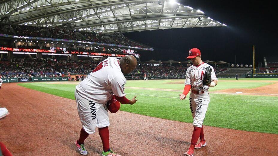 El Águila de Veracruz Diablos Rojos del México Series de Zona
