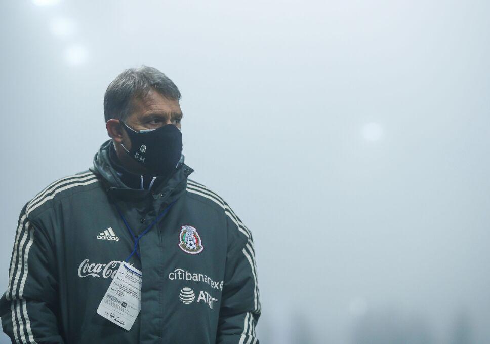 Gerardo Martino Selección Mexicana