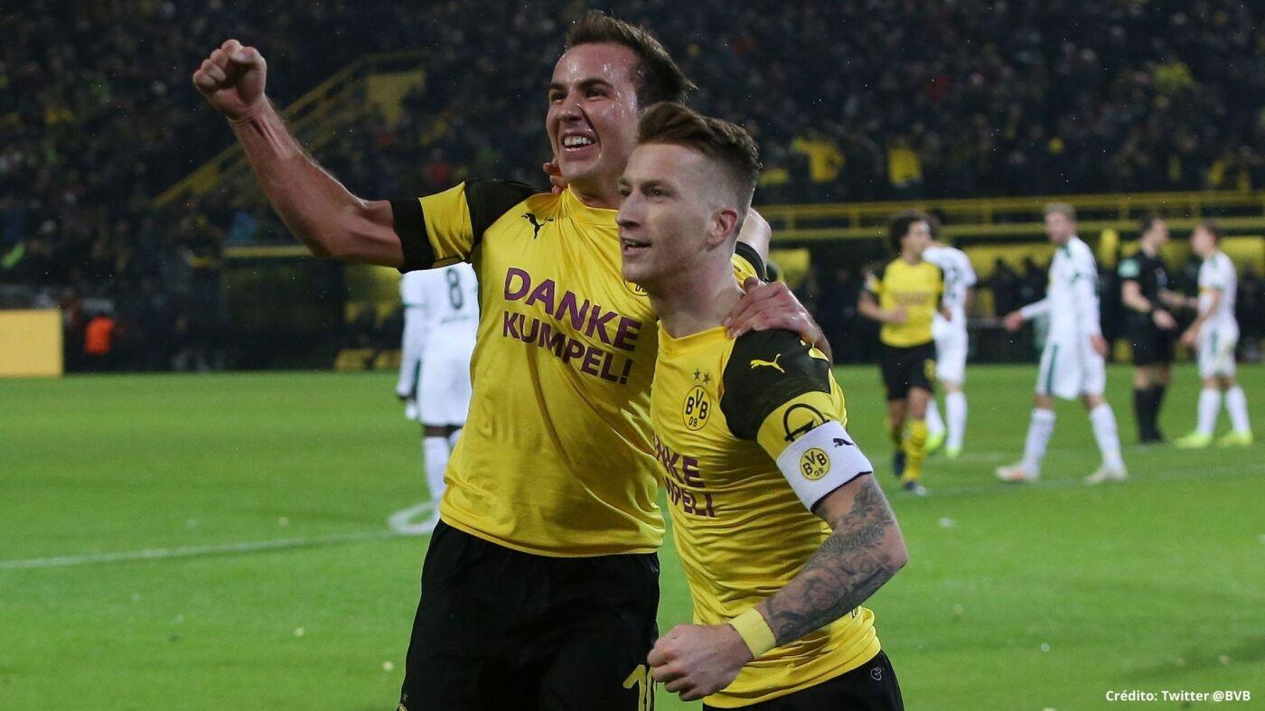 4 EX JUGADORES del Borussia Dortmund mario gotze.jpg