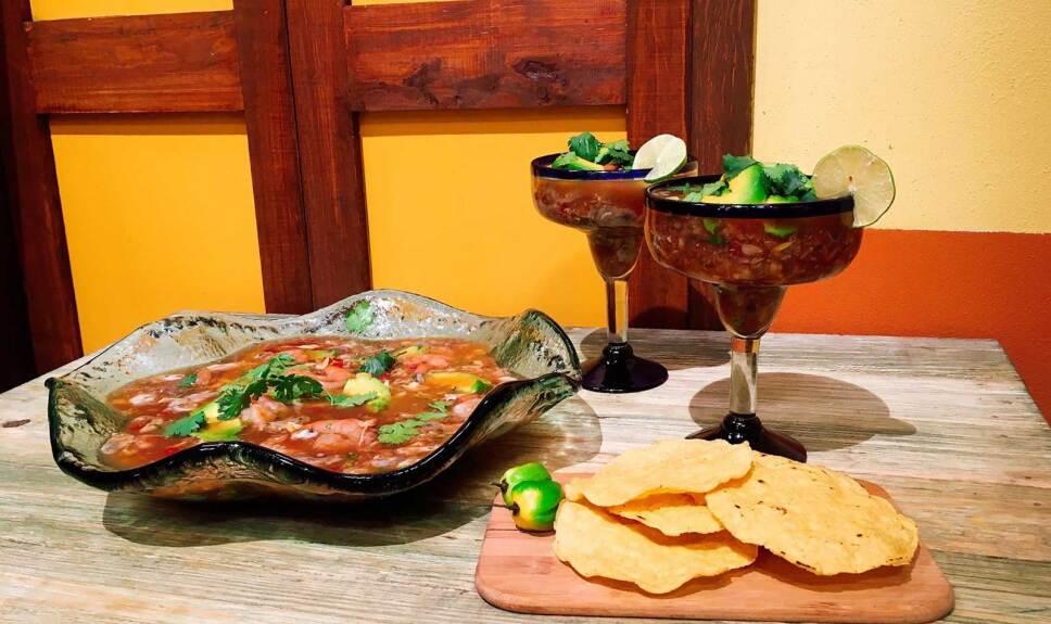 Receta Vuelve a la vida Cocineros Mexicanos