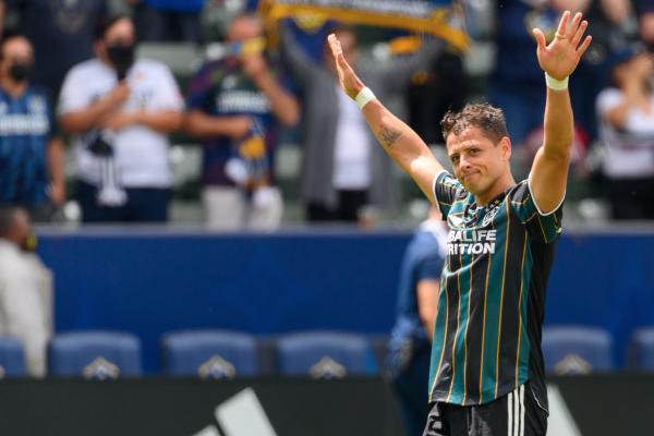 Chicharito Hernández anotó su séptimo gol en la MLS