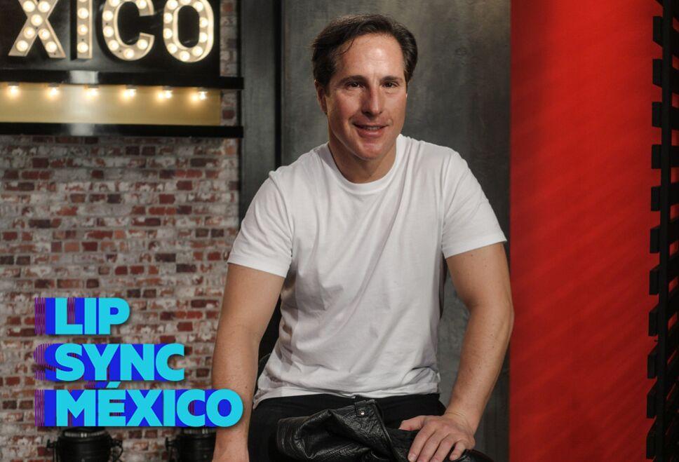 Mario Domínguez en Lip Sync México