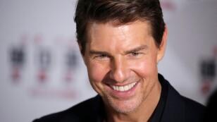 Imagen de archivo de Tom Cruise, protagonista de la secuela de Top Gun,  en una evento en Pekín
