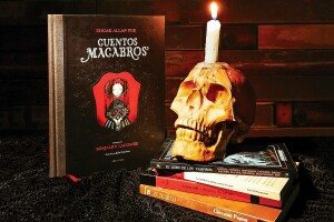 historias de ultratumba libros de cuentos de terror macabros
