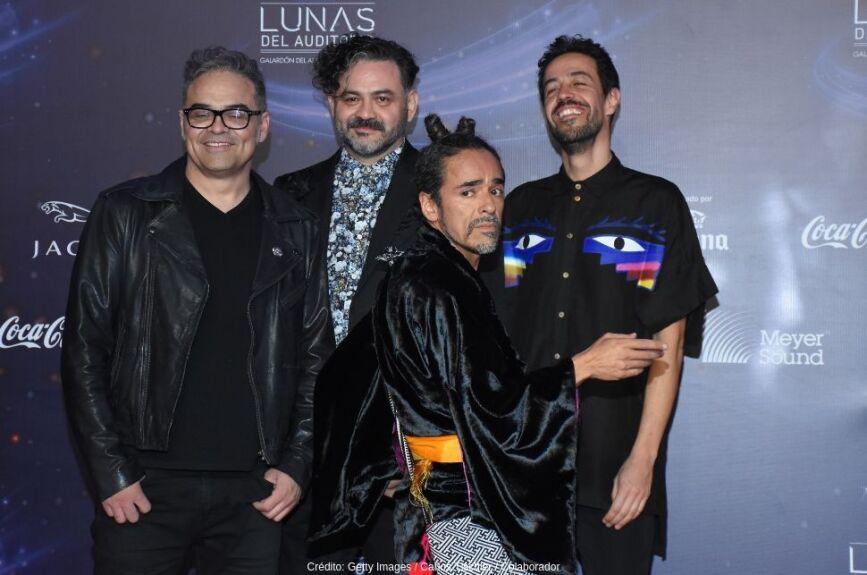 La agrupación mexicana Café Tacvba cumple 30 años de trayectoria musical.