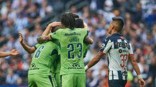 Monterrey vs Monarcas