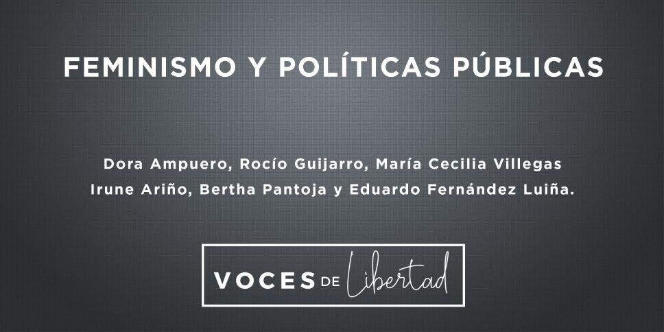 Voces de la Libertad: Feminismo y políticas publicas