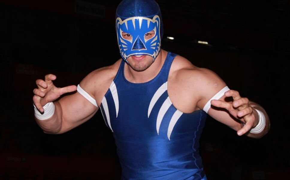 Blue Panther, leyenda de la Lucha Libre.