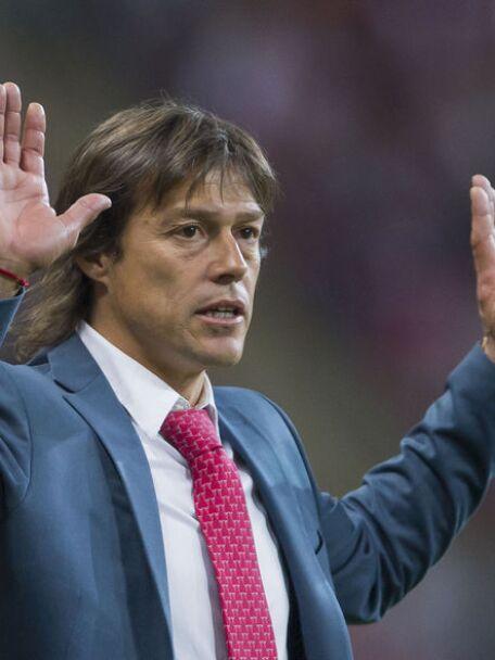 Matías Almeyda, entrenador de Chivas