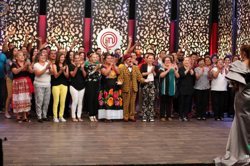 ¡Los 54 aspirantes a La Cocina de MasterChef México!