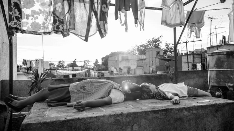 Escena de la película Roma Foto Especial