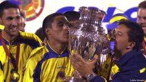 13 campeones ganadores Copa América 1995 2019.jpg