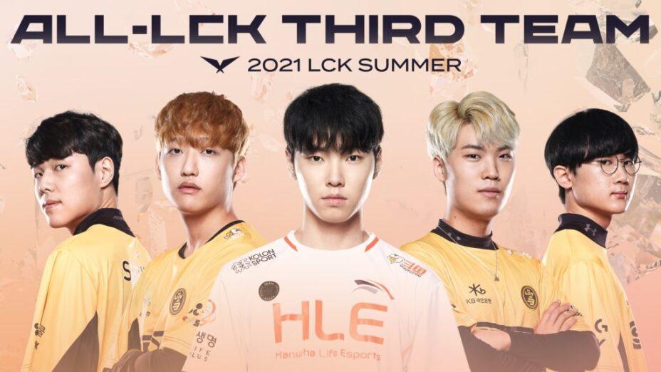 All LCK Tercer equipo.jpeg