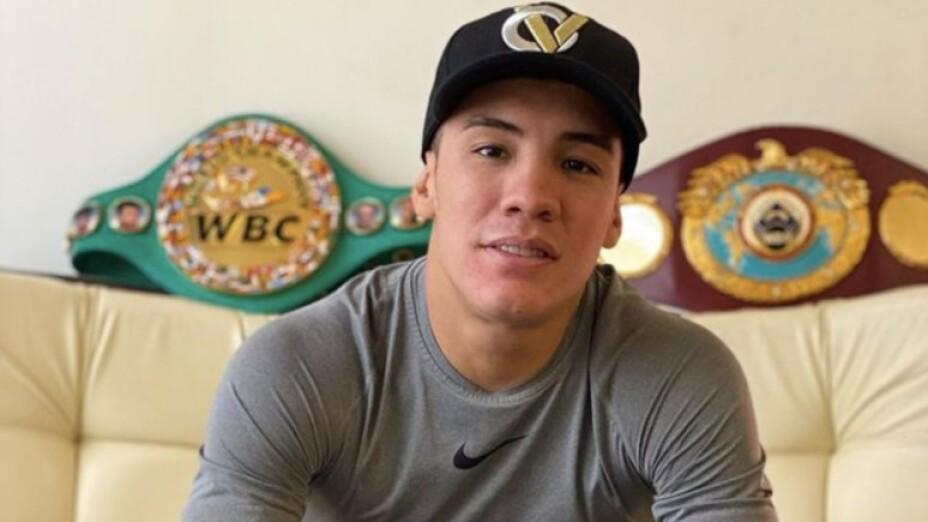 Oscar Valdez podría pelear contra Robson Conceicao