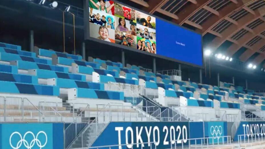 Afición en los Juegos Olímpicos de Tokyo 2020