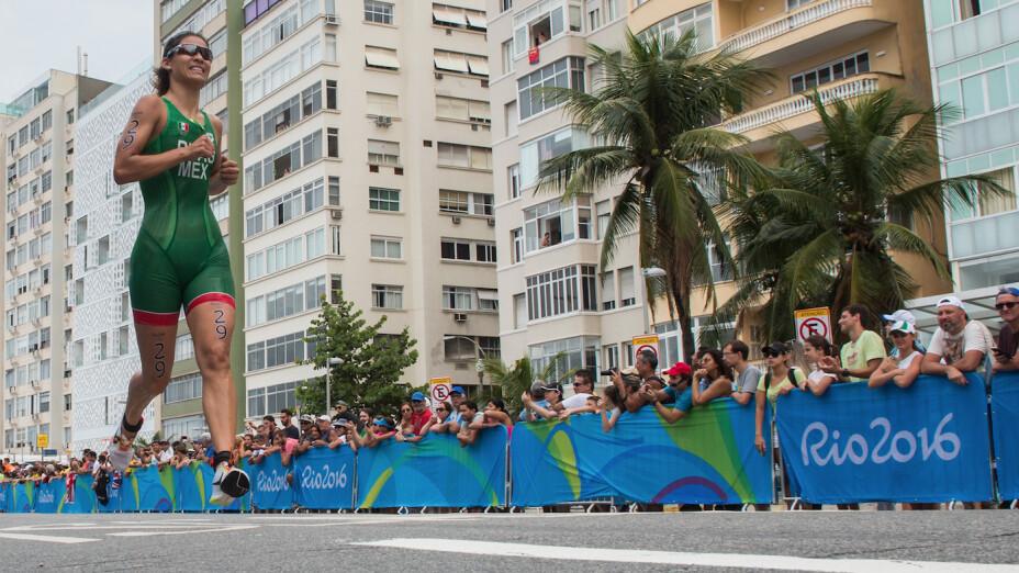 Calendario triatlon en pista Tokio 2020