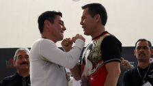 Travieso Arce y Julio César Chávez tuvieron una guerra en el ring