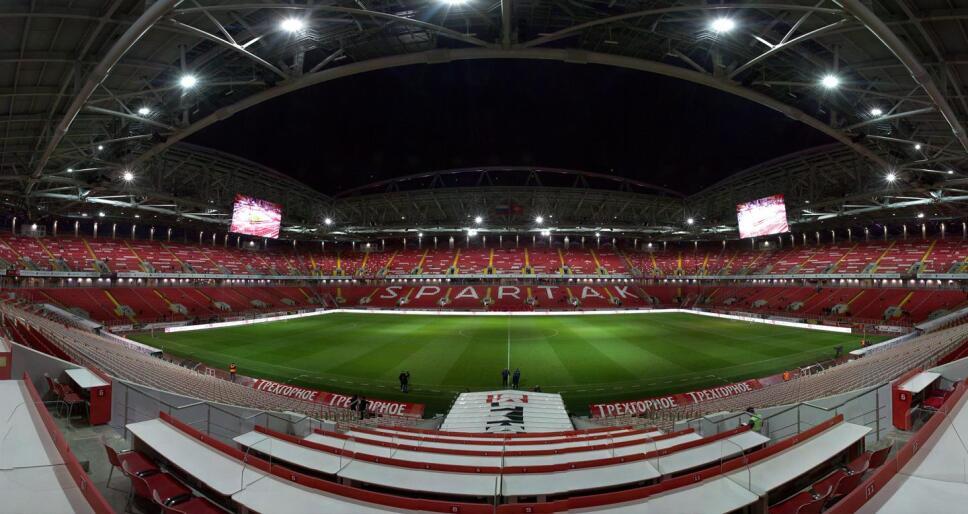 Las tomas nocturnas de los estadios no podían faltar / Foto: Especial