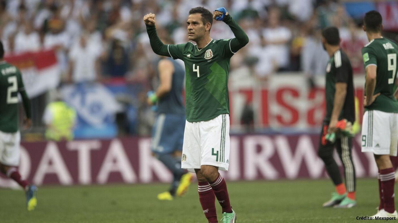 6 futbolistas con más partidos en la Selección Mexicana rafa márquez.jpg