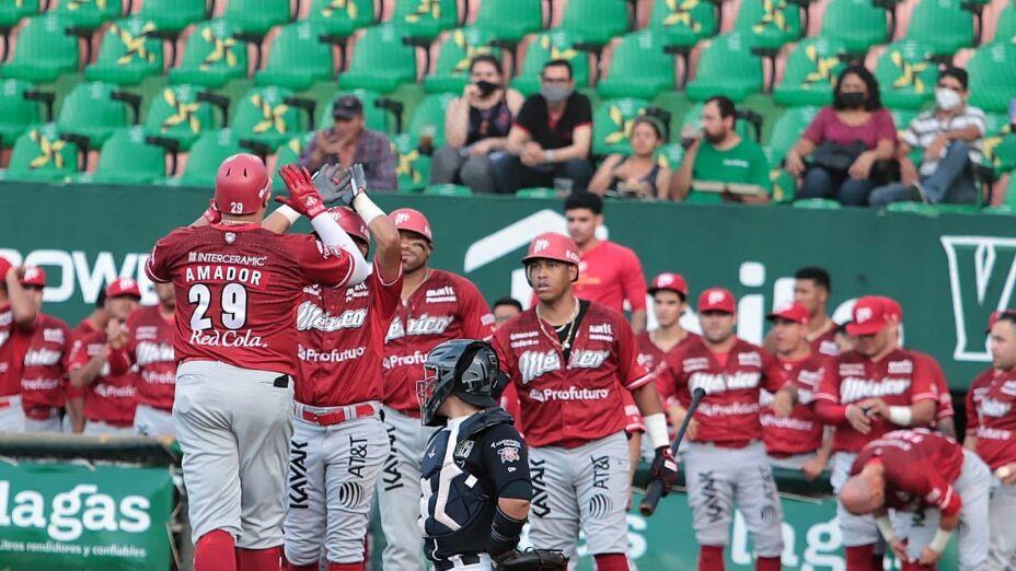 Diablos Rojos de Mexico elimina a Tigres en Liga Mexicana de Beisbol
