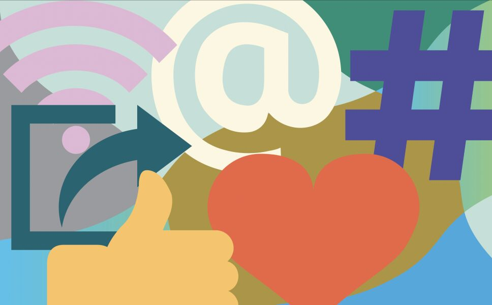 redes sociales esclavos de facebook twitter e instagram