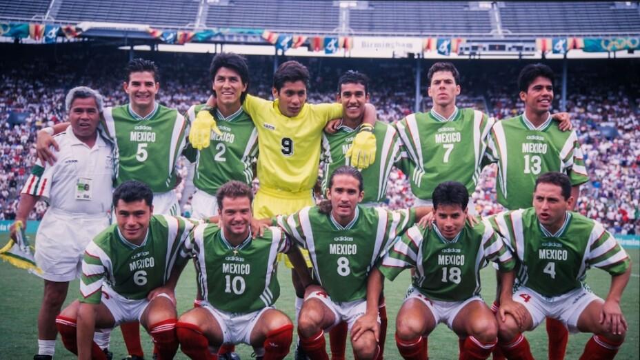 México en Atlanta 1996
