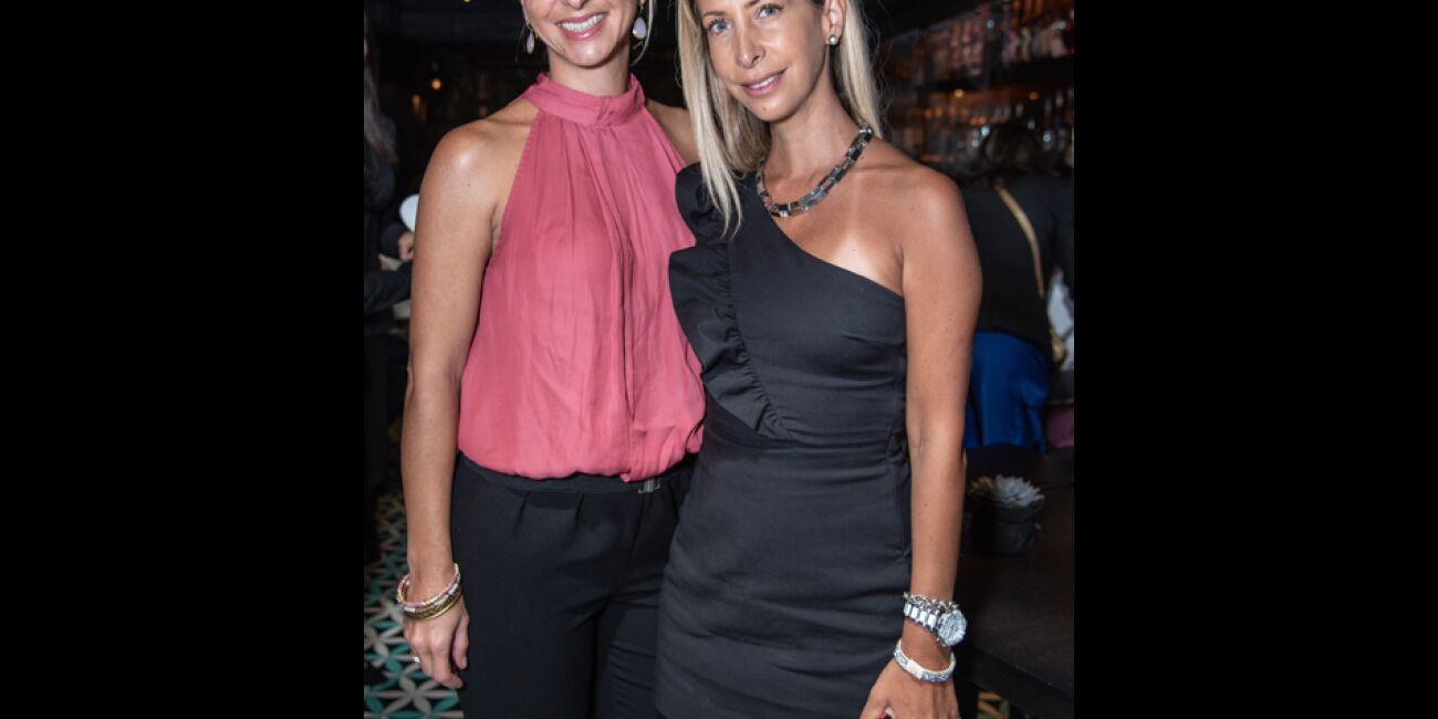 Noelia Cabas y Vivian Smith