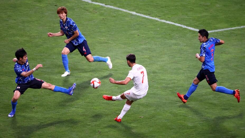 Gol Asensio