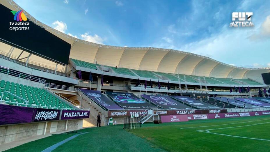 ¡Equipo de hockey copió nombre del estadio de Mazatlán F.C.!