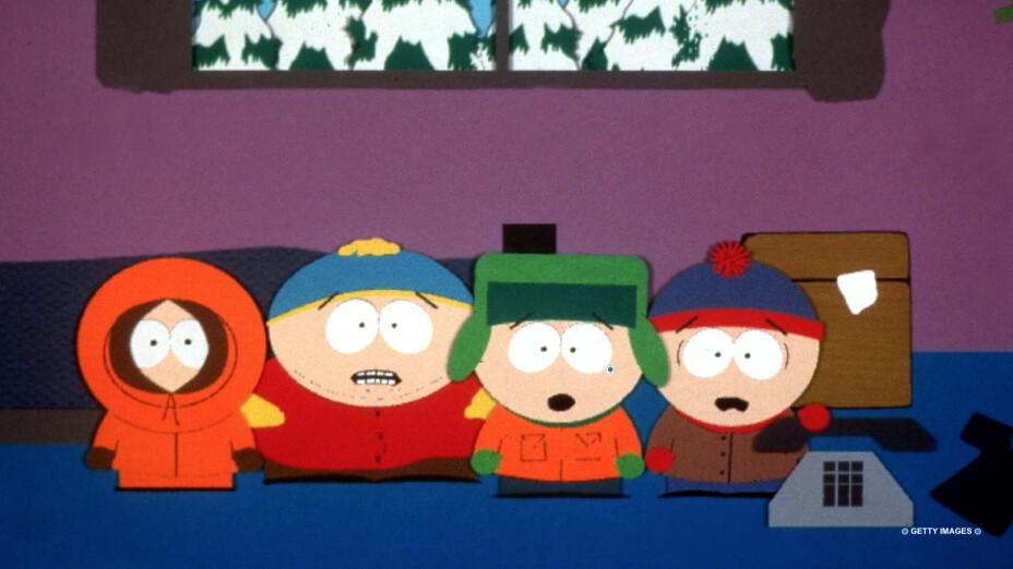 """""""South Park"""", la serie animada para adultos más emblemática de Estados Unidos, se estrenó el 13 de Agosto de 1997"""
