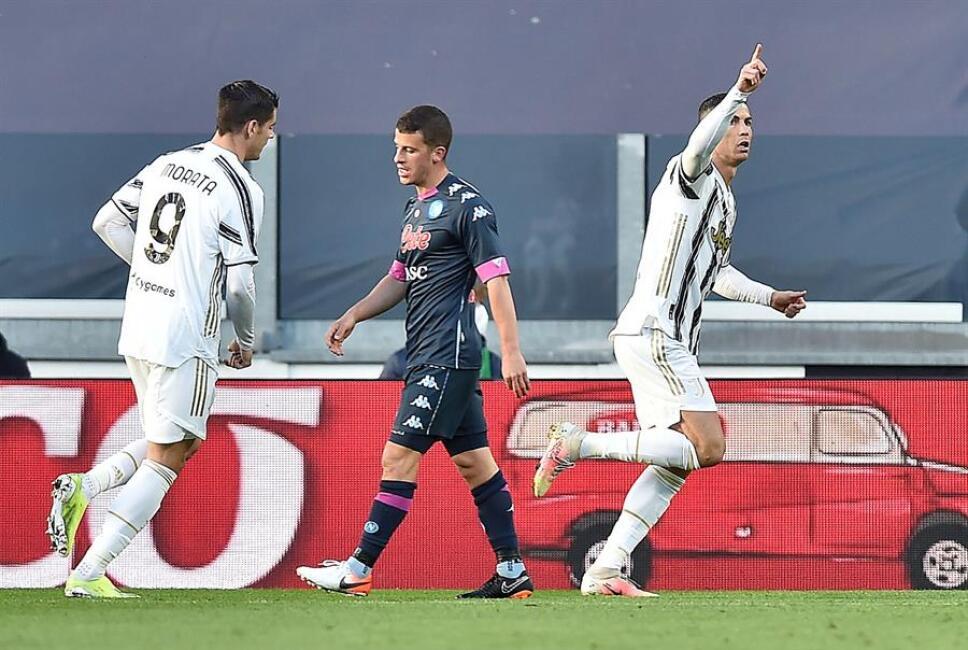 Cristiano Ronaldo deja la Juventus para ir al PSG