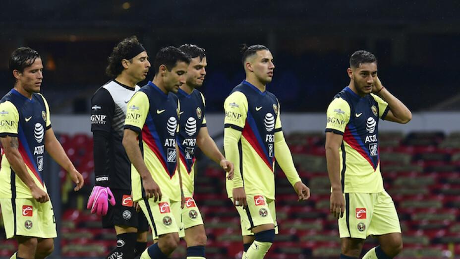 América vs Cruz Azul Liga MX