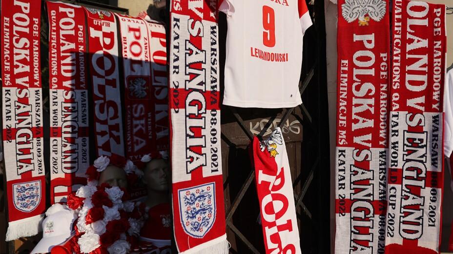 Polonia vs Inglaterra