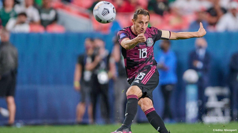 4 futbolistas con más partidos en la Selección Mexicana andrés guardado.jpg