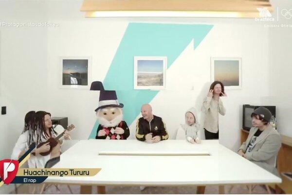 Facundo nos presenta el rap que marcará tendencia en Tokyo 2020