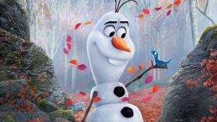Frozen 2 kidsiete