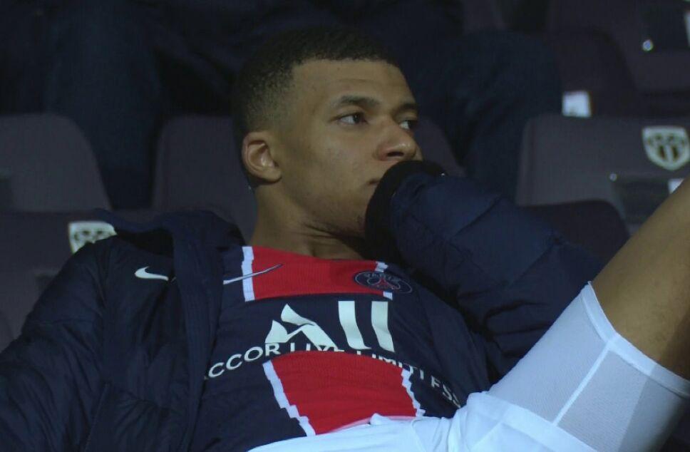 Kylian Mbappé PSG