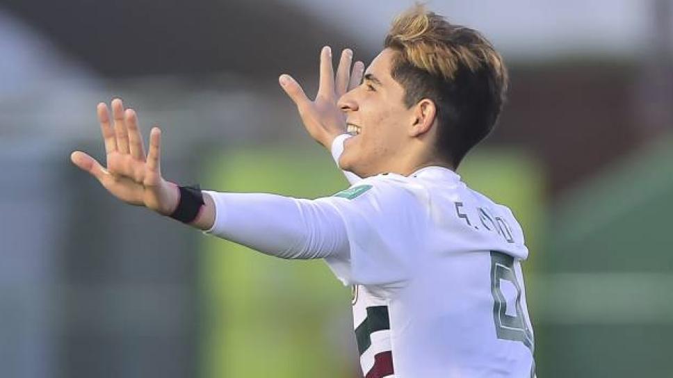 Santiago Muñoz gol
