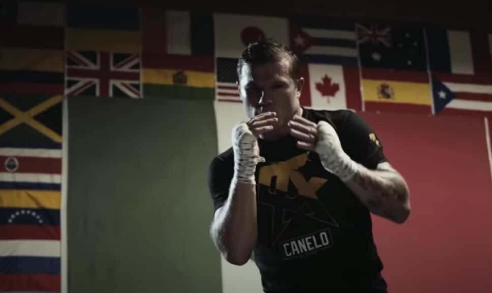Saúl Canelo Álvarez vs Callum Smith
