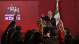 Conferencia Matutina 21/01/2020