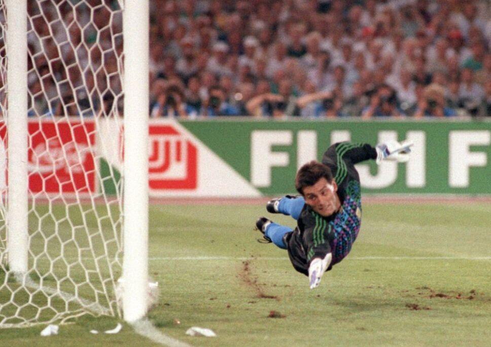 Sergio Goycochea no evito la derrota