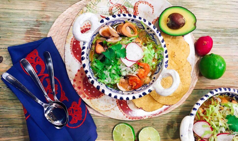 pozole, cocineros mexicanos