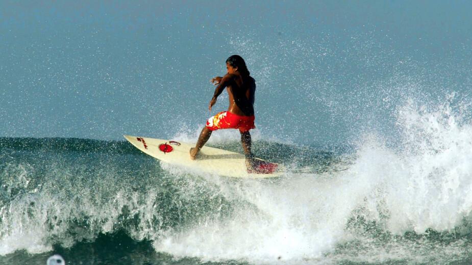 El surfing hará su debut en unos Juegos Olímpicos durante Tokio 2020