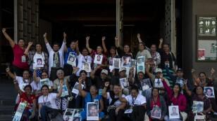 Madres Centroamericanas visitan la Basílica