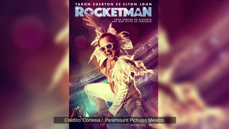 Rocketman llegará a la pantalla grande para mayo de este año.