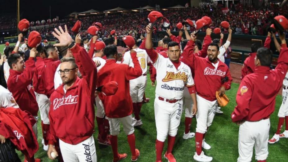 Diablos Rojos del México