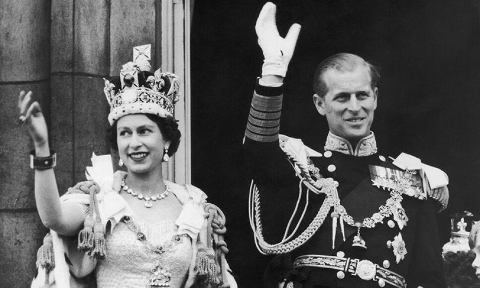 La reina Isabel cumple 93 años de edad