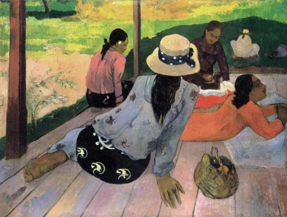 obras de paul gauguin 1894