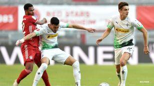 Bayern Munich a una victoria del título de la Bundesliga